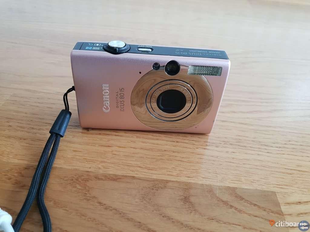 Digitalkamera Canon Ixus 80IS
