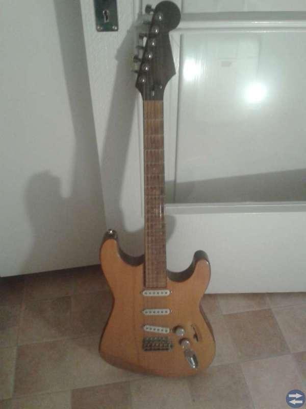El gitarr säljes