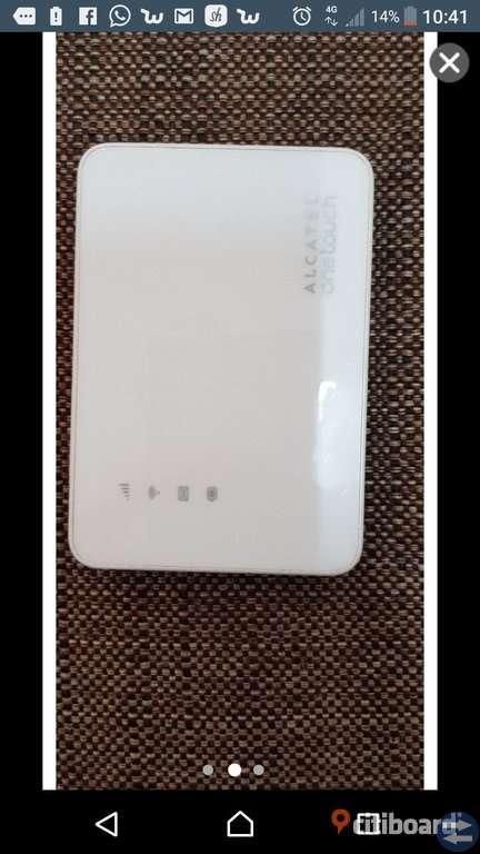 Mini wifi rauter alcatel