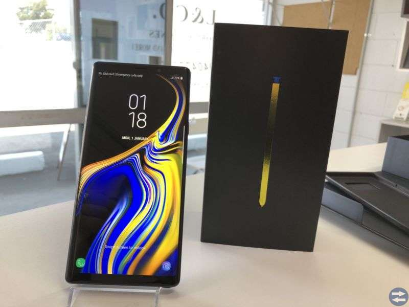 Samsung Note 9 $550,Apple iPhone XS Max 512GB $800