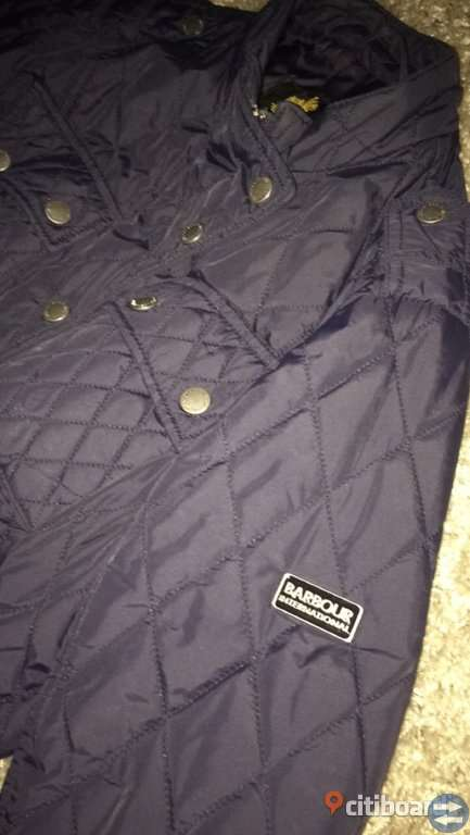 Barbour jacka