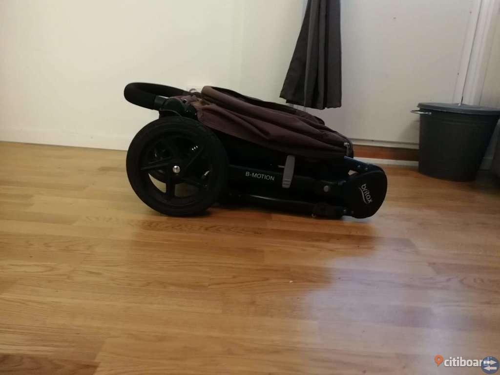Barnvagn, Britax B-motion