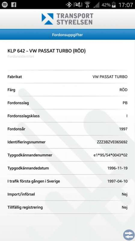 VW PASSAT TURBO 1.8