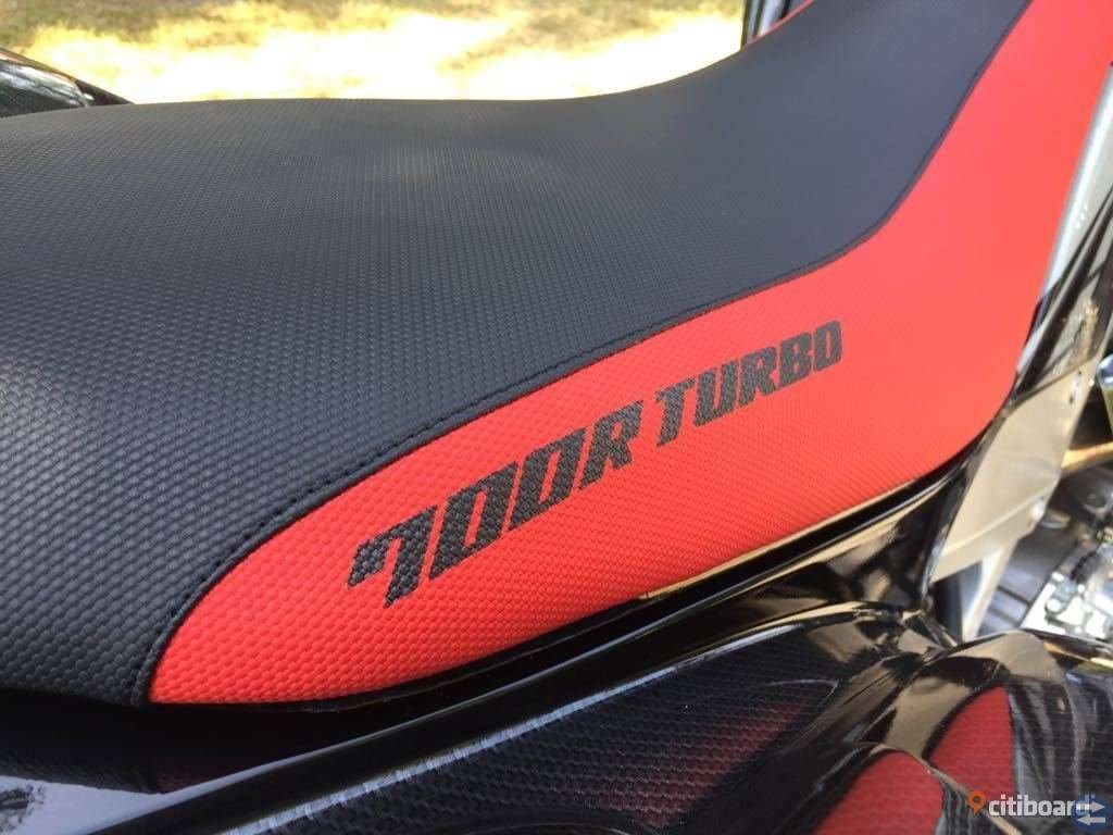 Yamaha Raptor 700R Turbo 2015