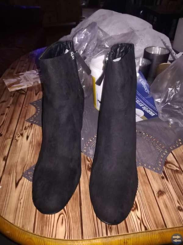 Nya klack skor