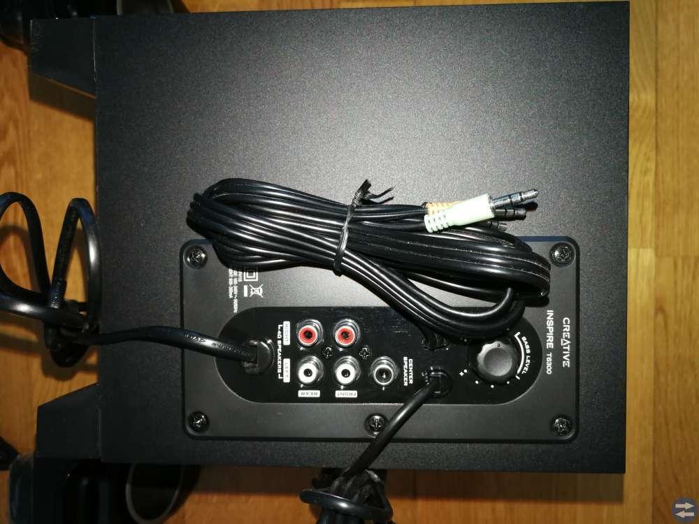 CreAtive Inspire T6300 data högtalare