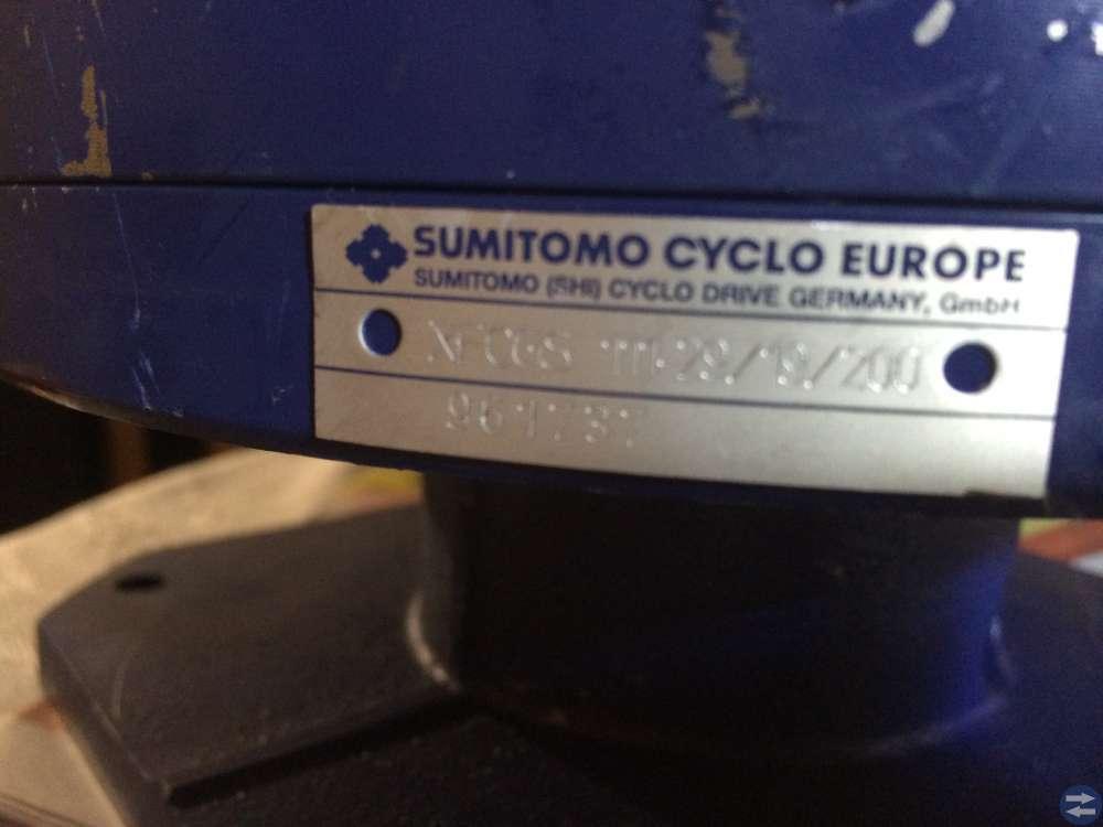 Växel Sumitomo Cyclo Europe XFCGS-111-29-19-200