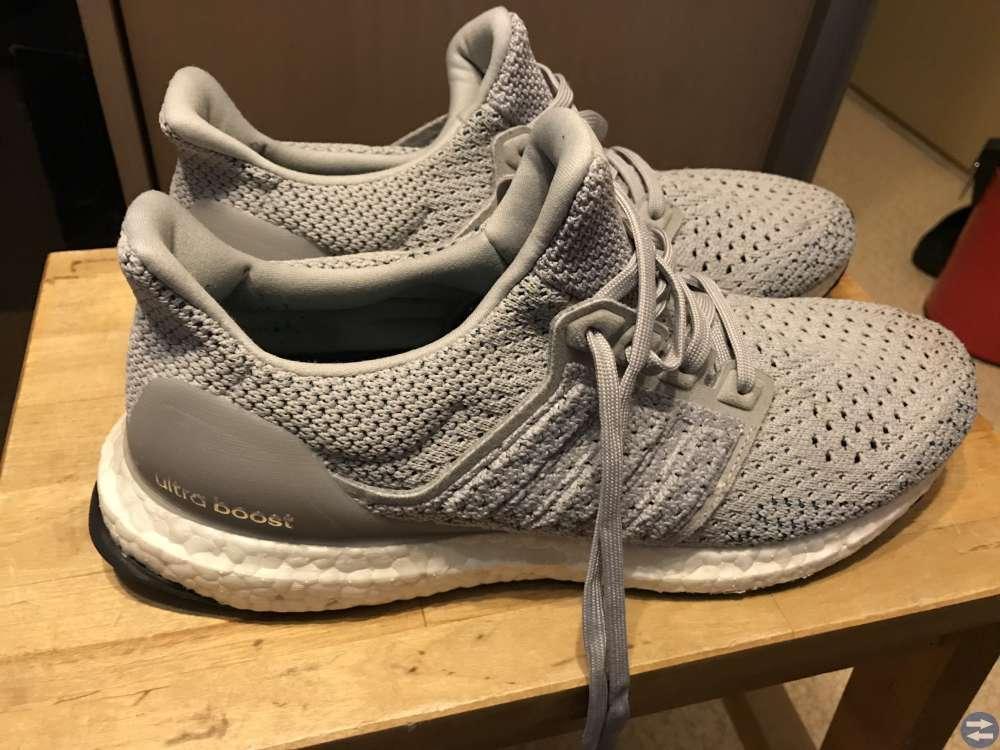 Säljer Adidas Ultra boost  Storlek 43,5