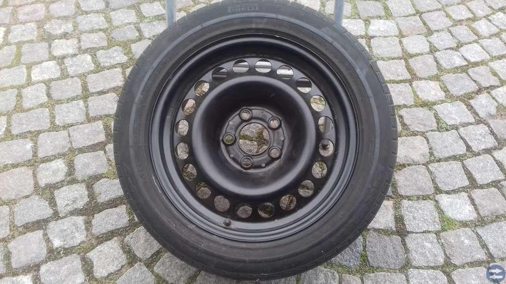 1 st Hjul Med Ny Fälg