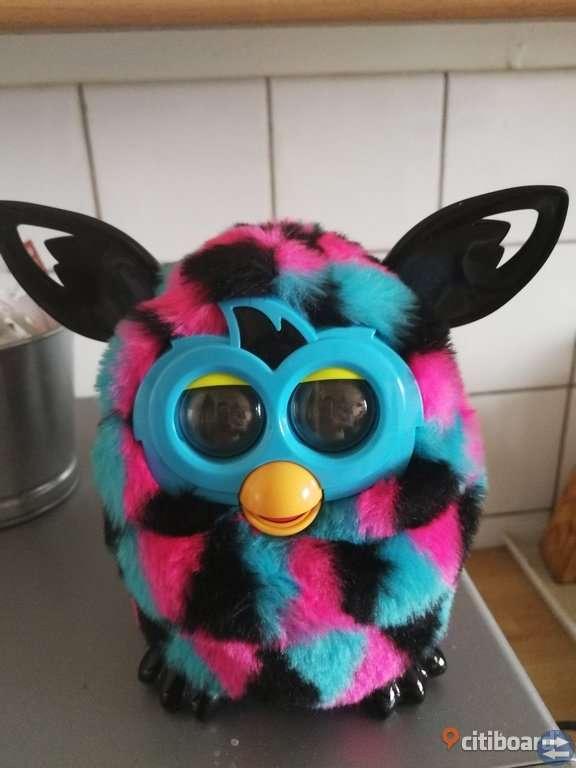Furby ny med batary