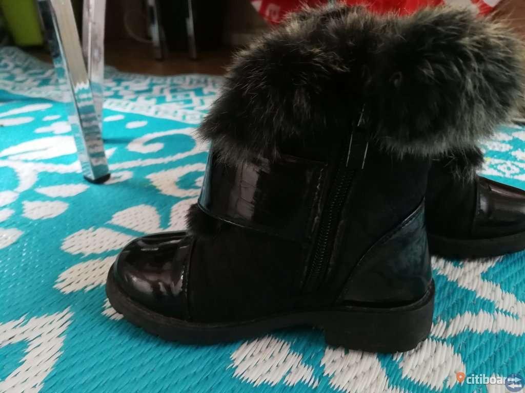 Ny vintern skor 27 storlek