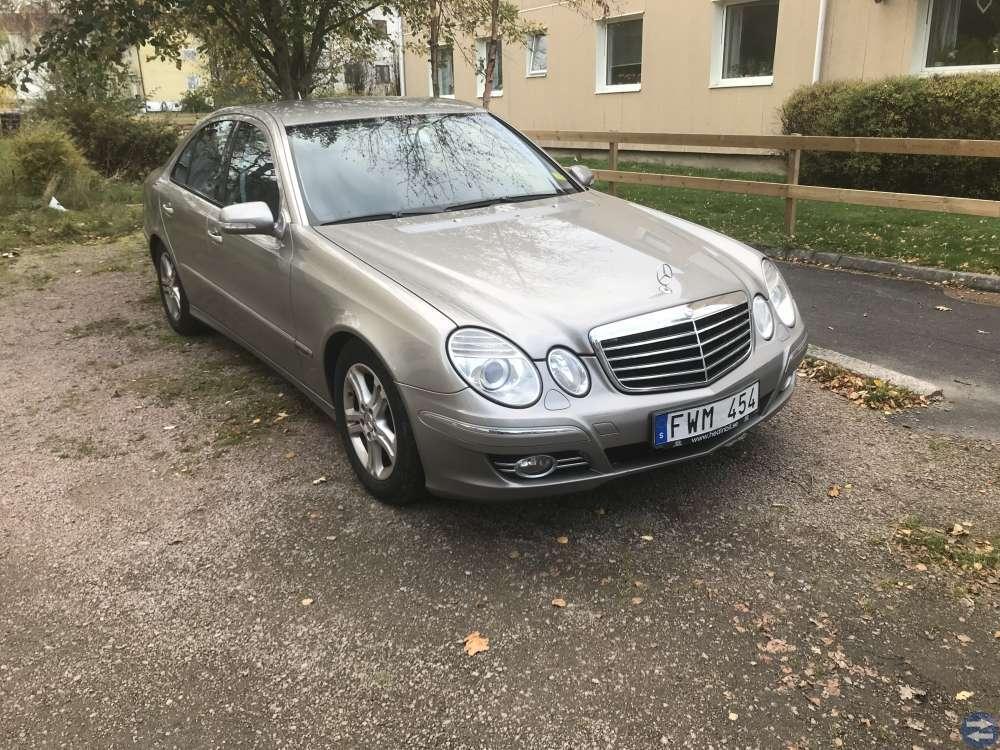 Mercedes e en ägare