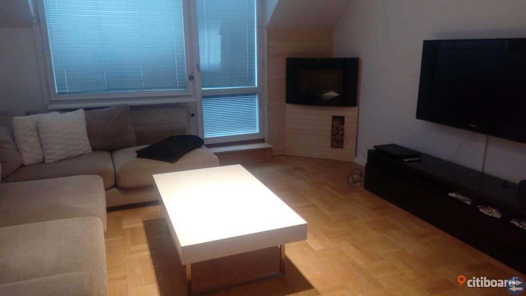 Hyra lägenhet - Omgående