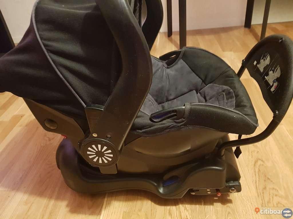 Babyskydd Brio med bas