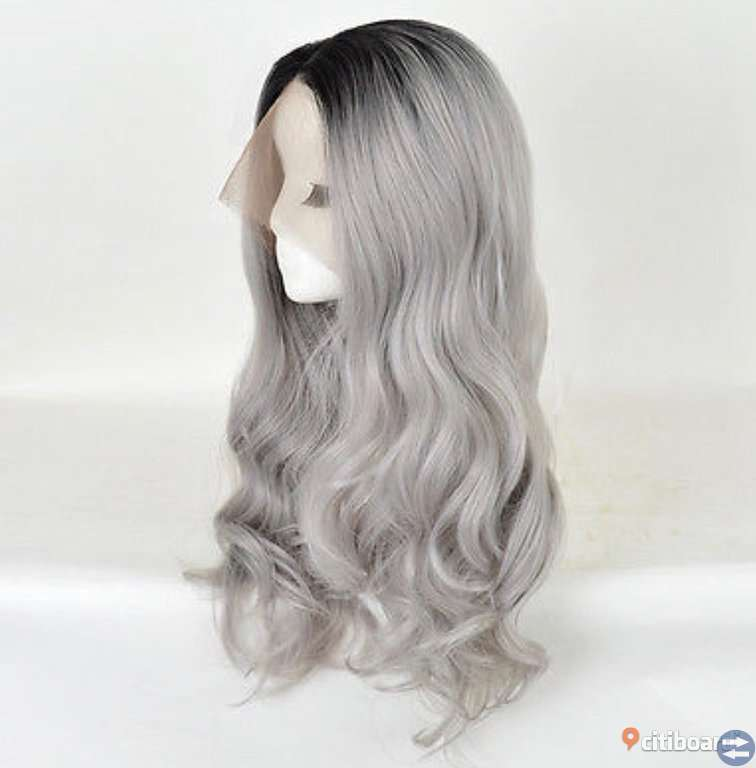 Synthetic Lace Front Wig Heat Resistant