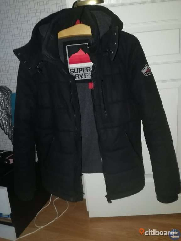 Superdry vinter jacka