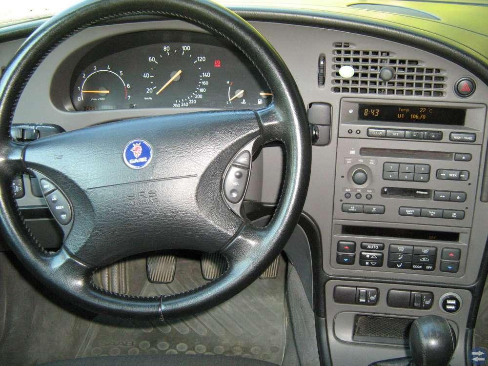 Saab 9-5 2,0 T BioPower -05