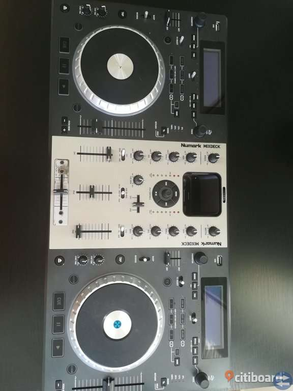 Numark Mixdeck (DJ Mixer)