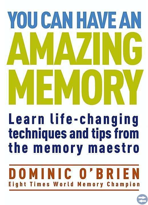 You can have an amazing memory  av Dominic O`Brien