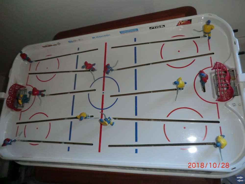 Stiga ishockeyspel