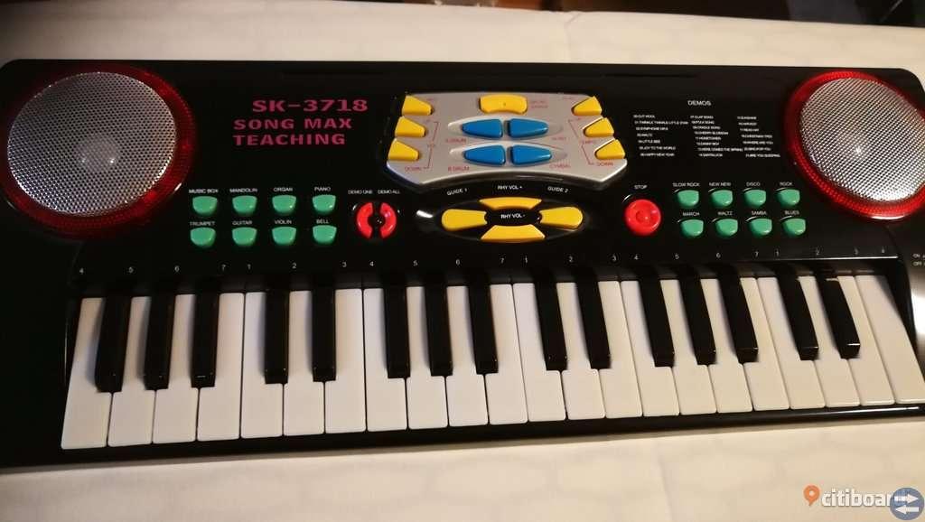 Keyboard - lite mer än en leksak