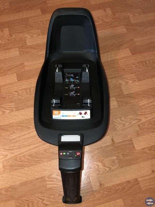 Bilbarnstol Maxi-Cosi med ISO-Fäste