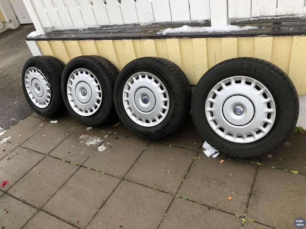 Dubbfria Vinterdäck Volvo