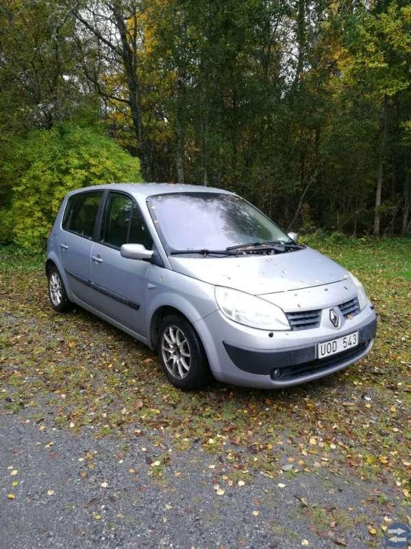 Renault megan scenic 2004