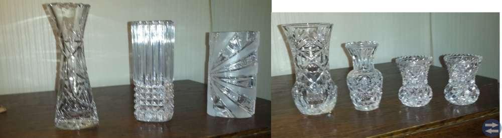 Kristall Blykristall Samlingen har 23 dela