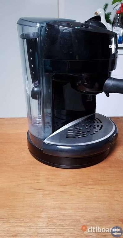 Espresso kaffemaskin Krups