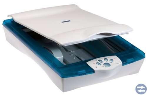 Mustek Bearpaw flatbäddsscanner