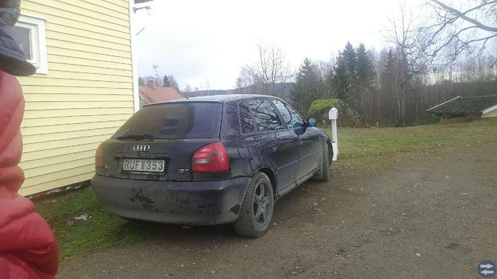 Audi a3 säljes/bytes