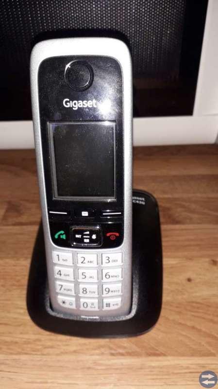 Hemtelefon gigaset c430 Passar till dator