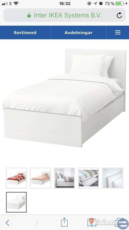 Säng , hel och ren