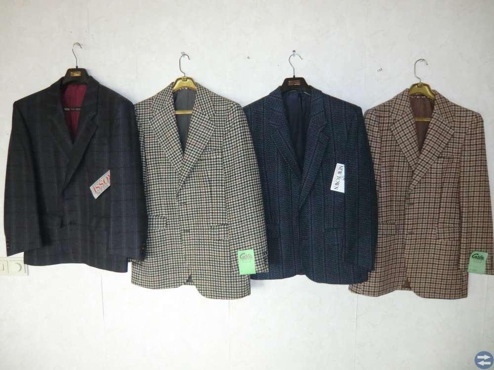 Nya blazer från 70-80-90 Talet