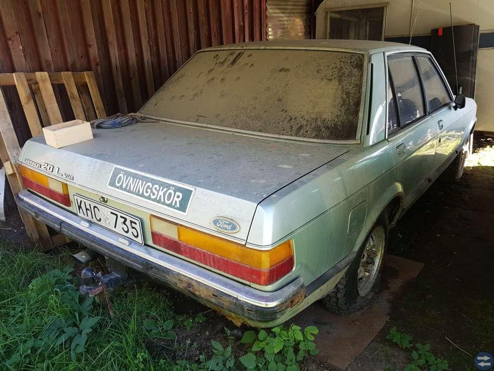 Granada, Duett, Saab 900