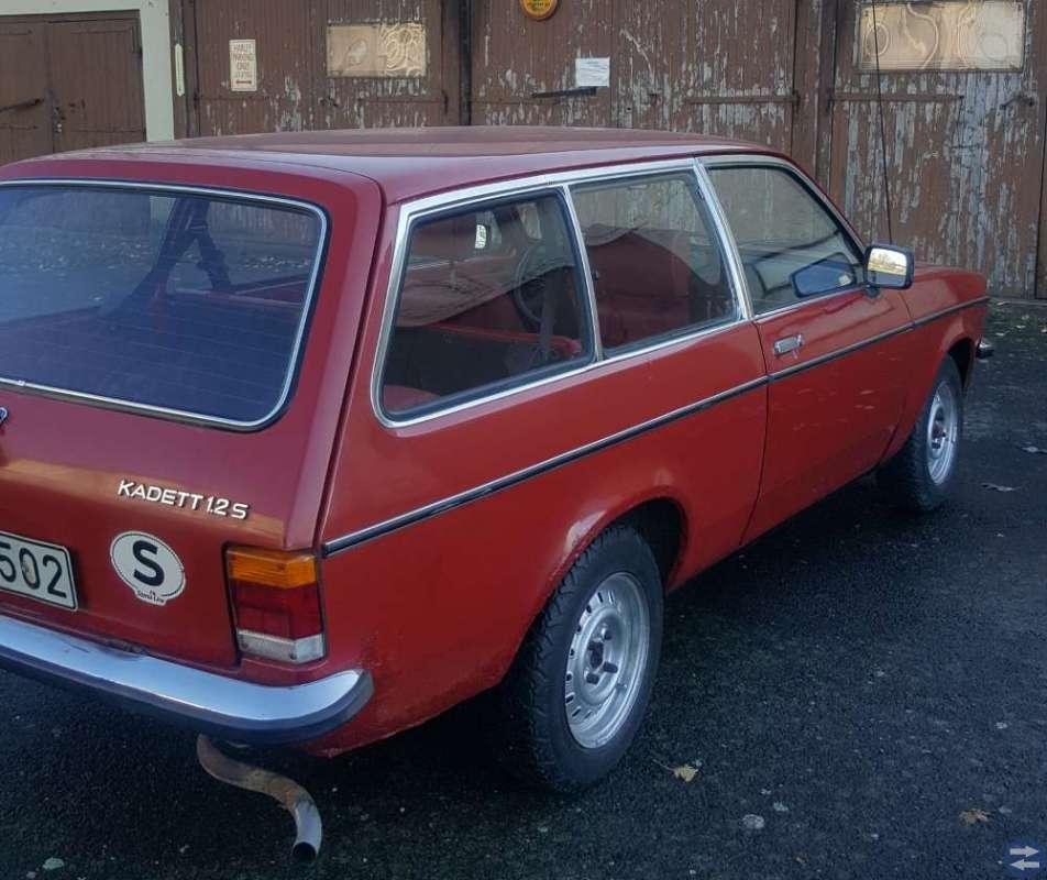 Opel Kadett Caravan 1979