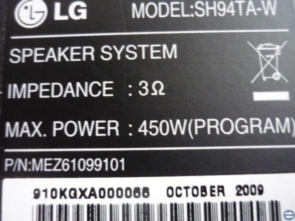 3 högtalare säljes