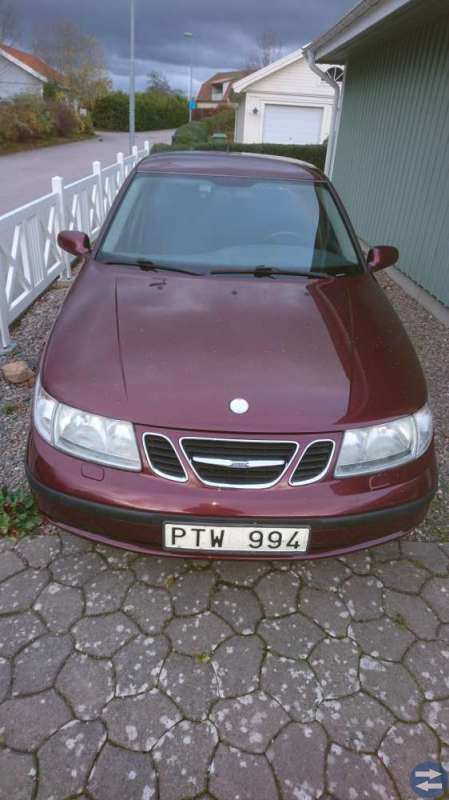 Saab 9 5 linersport sedan