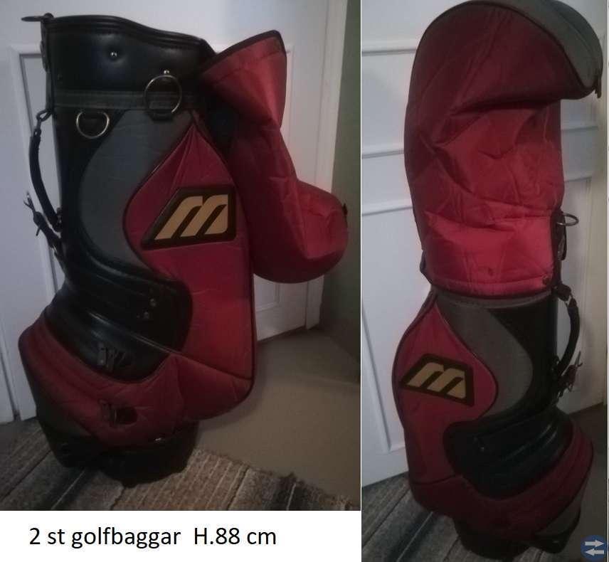 Golfbagar  2 st
