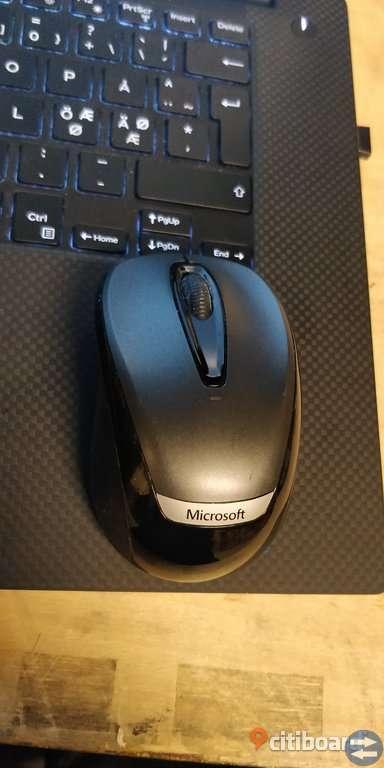 Mus och tangentbord