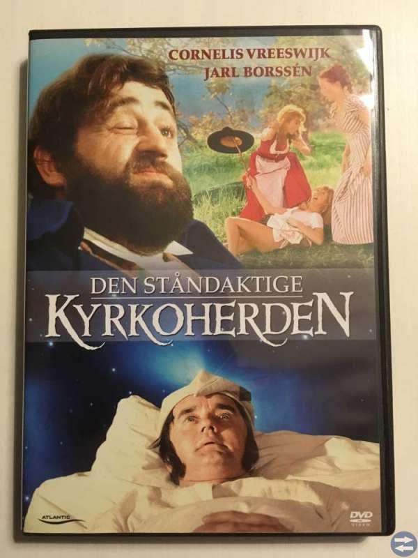 Den ståndaktige kyrkoherden DVD-film