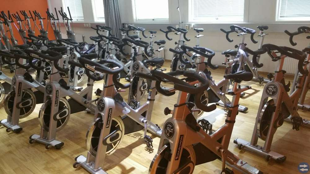 Spinning Cyklar