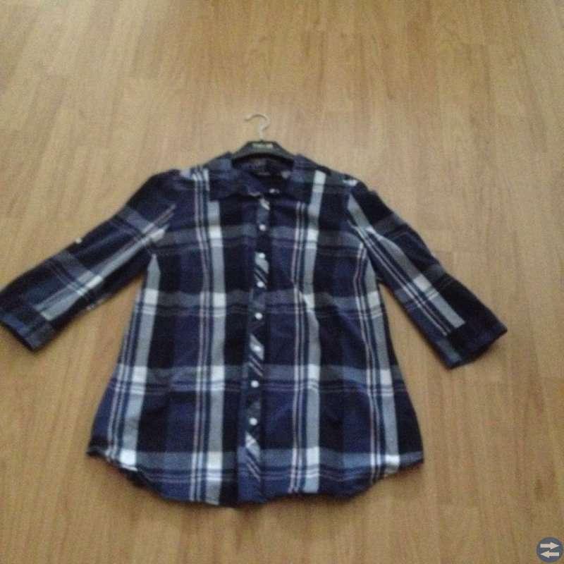 Tröja, skjorta och tunikor