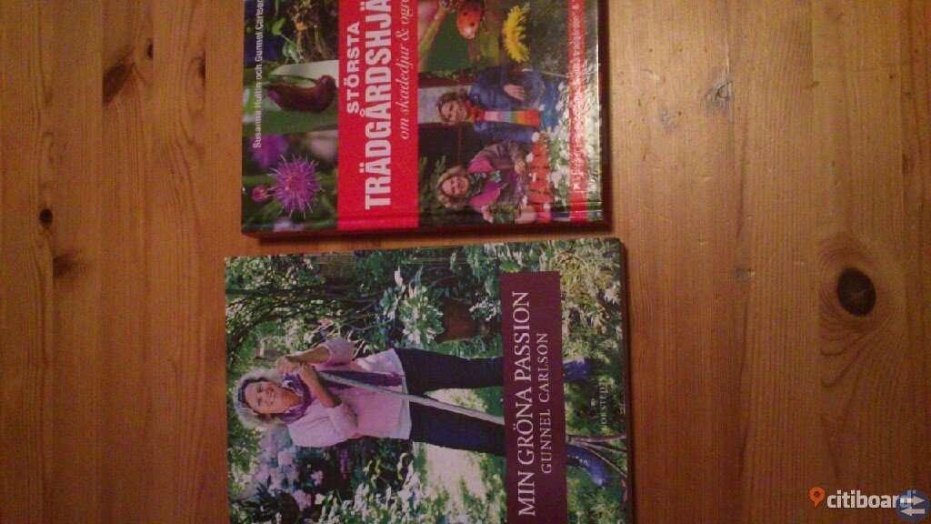 Trädgårdsböcker