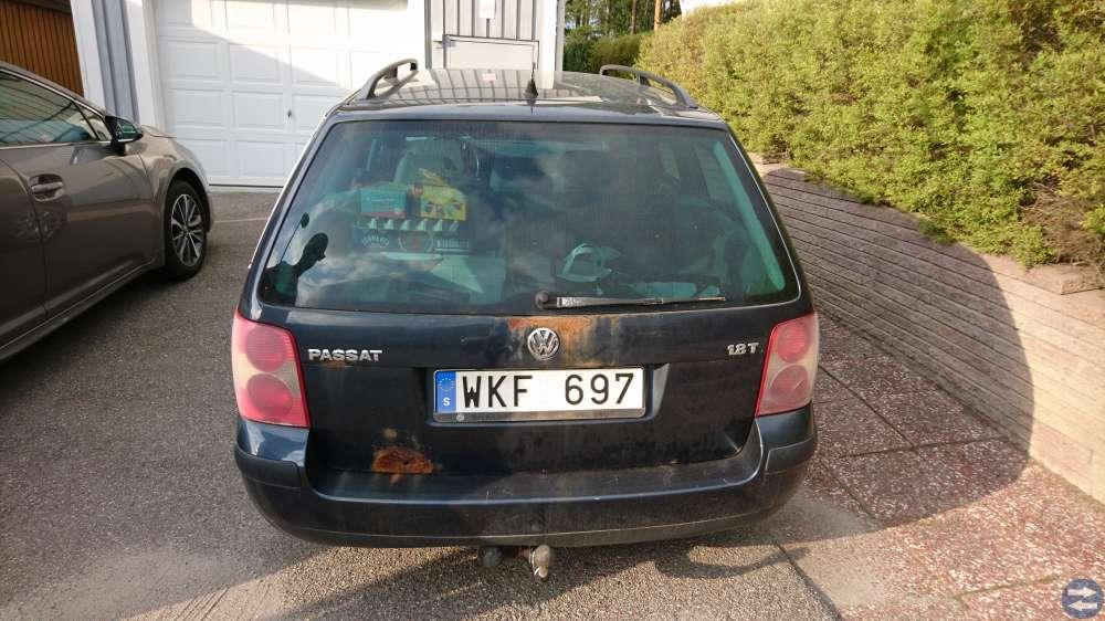 Volkswagen Passat 1,8 T