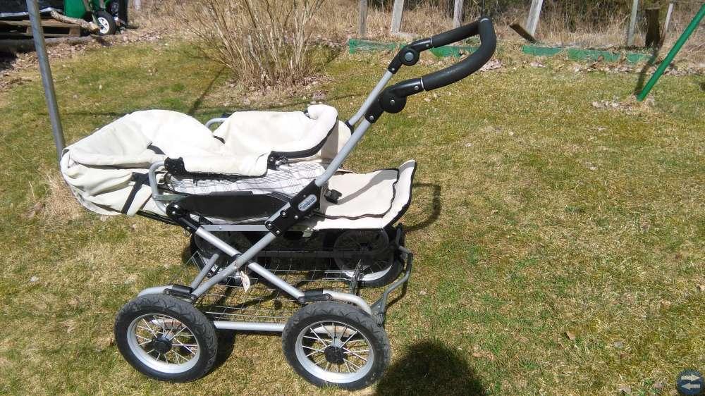 Emmaljunga Classic barnvagn säljes