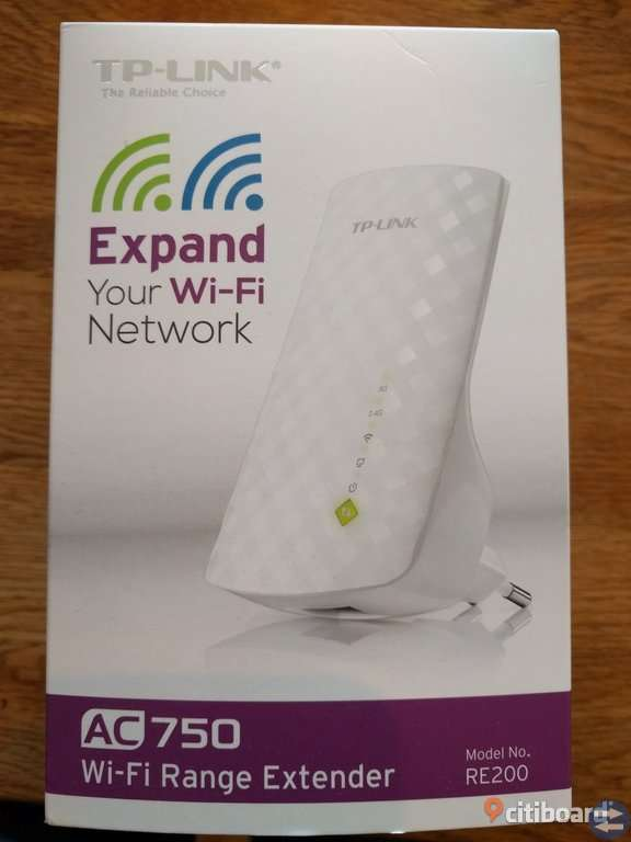 Tp-link ac-750 WiFi repeater