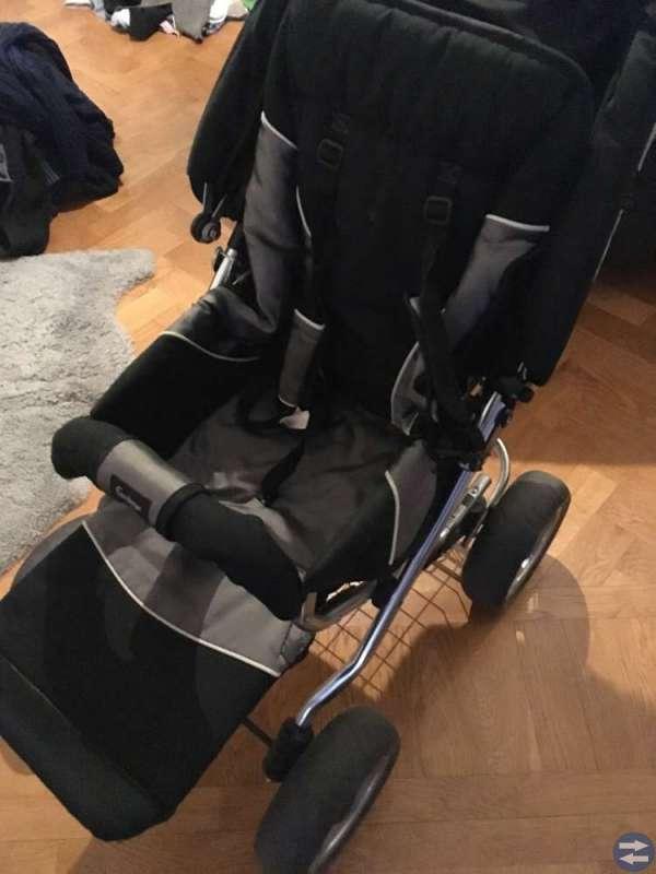 Emmaljunga sittvagn