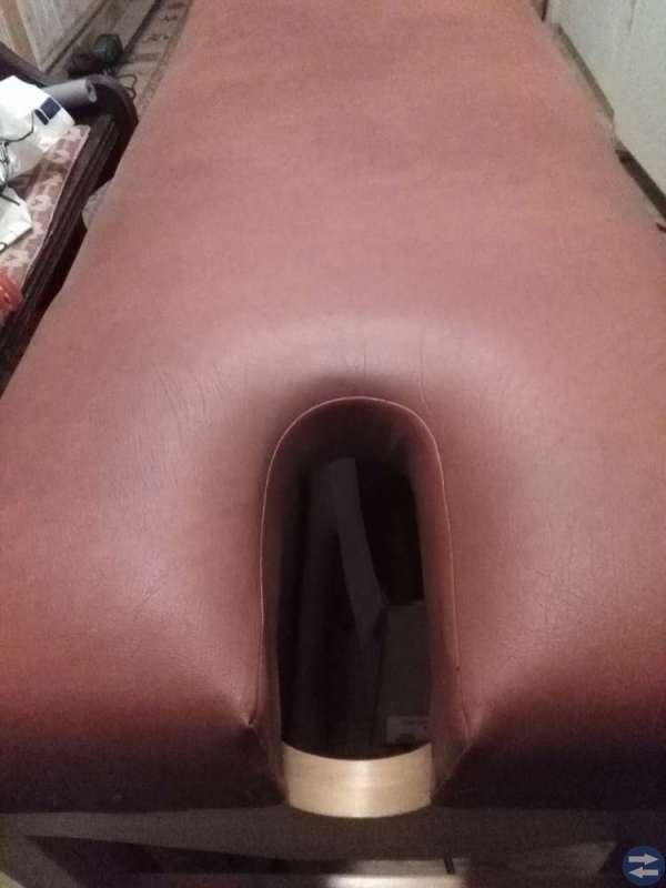 Massagebänk, mycket stadig